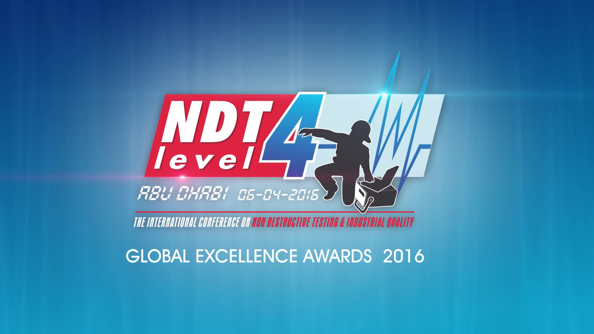 NDT Level 4 Conference 2016-Part-01